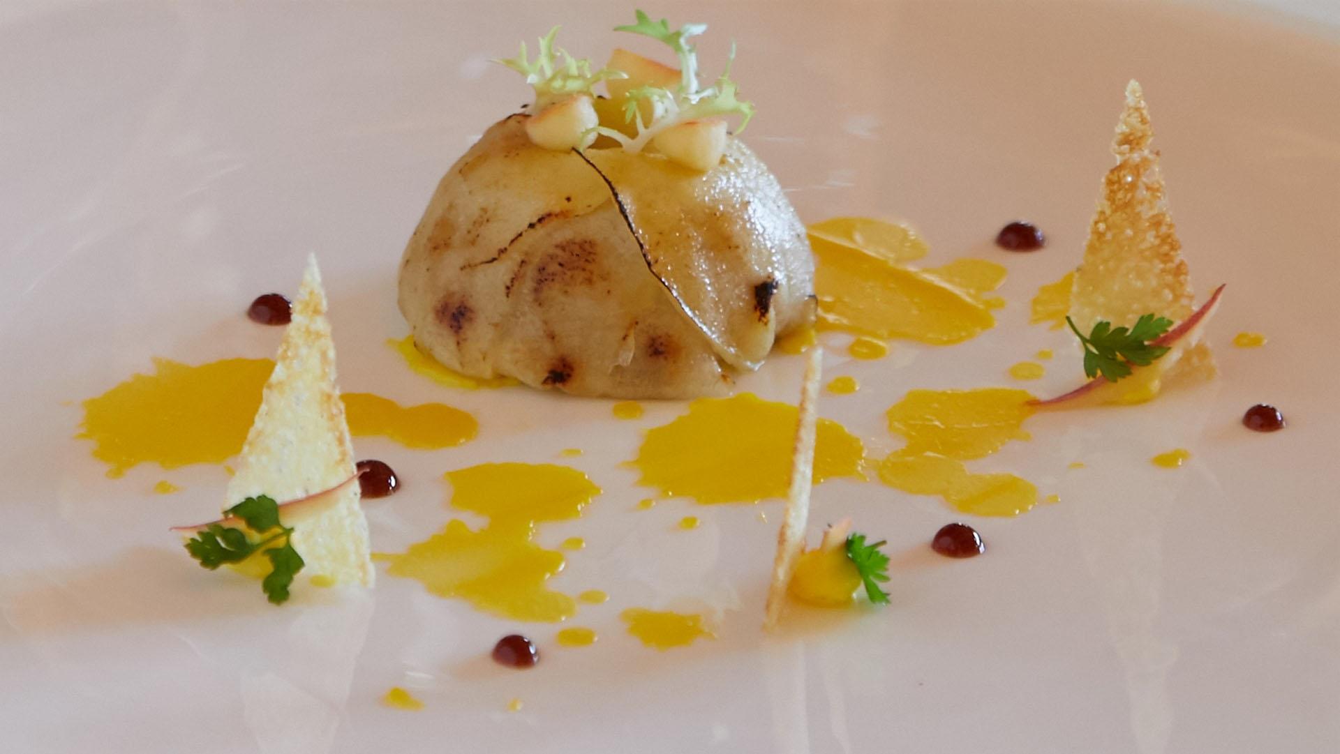 """The """"Atelier de cuisine"""" in the Chalet d'Adrien"""