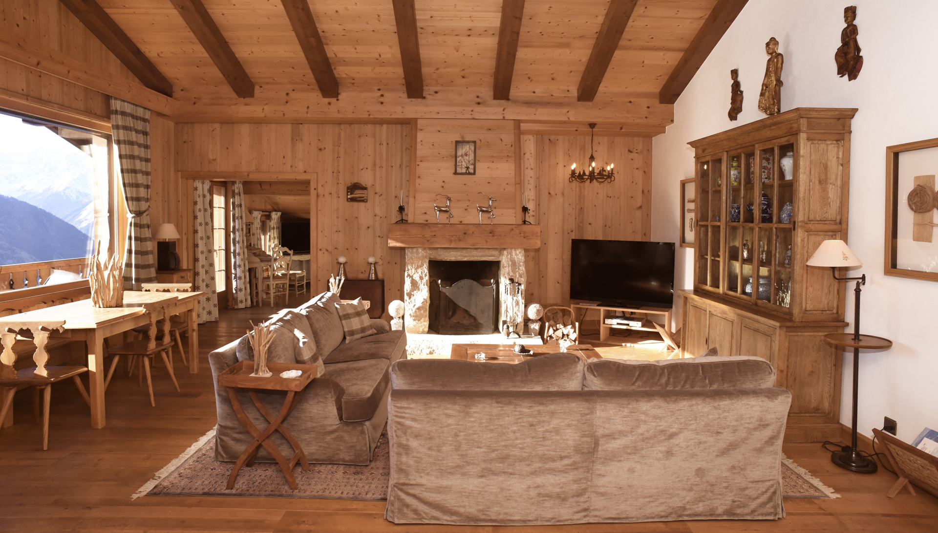 Apartment - Chalet d'Adrien