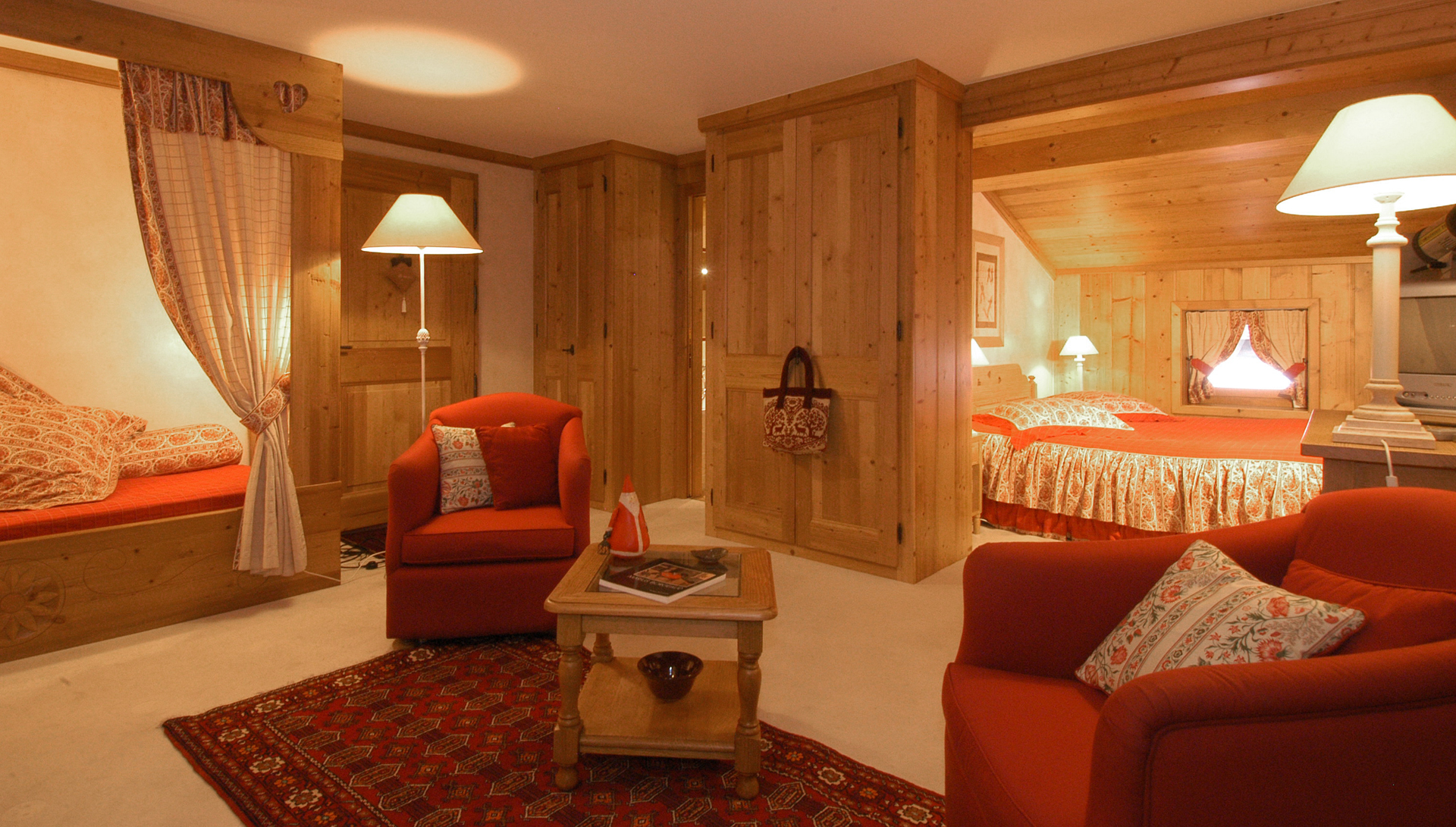 Savoleyres Rooms - Chalet d'Adrien